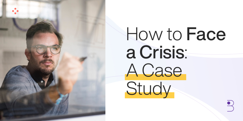 How to Face a Crisis: A Case Study